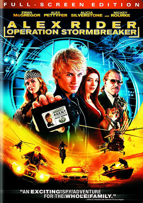Watch Stormbreaker (2006) Best Quality Movie