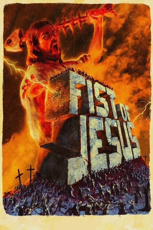 Fist of Jesus - Poster