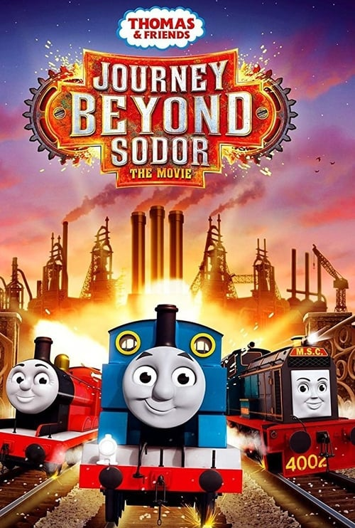 Thomas & Friends: Journey Beyond Sodor Full Watch Online
