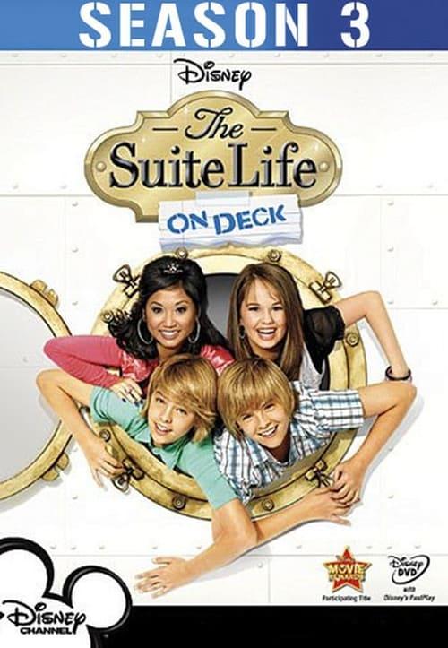 Cuộc sống thượng hạng trên tàu - The Suite Life on Deck Mùa 3 (2010)
