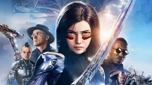Alita: Battle Angel (2019) Hindi 720p HDTC x264 Download