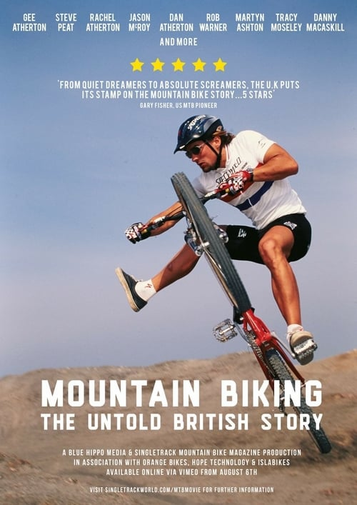 Mountain Biking: The Untold British Story