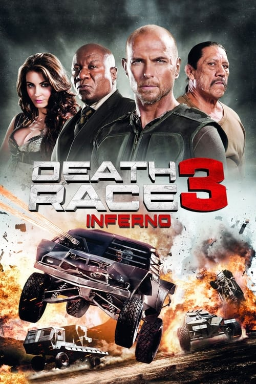 Death Race: Inferno (2013) Poster