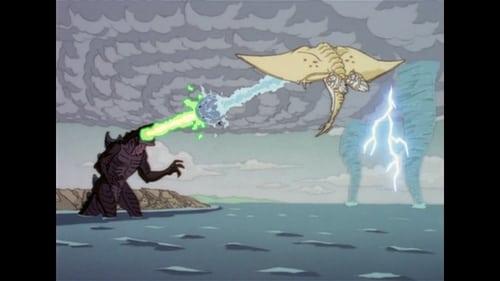 Godzilla: The Series: Season 2 – Épisode Wedding Bells Blew