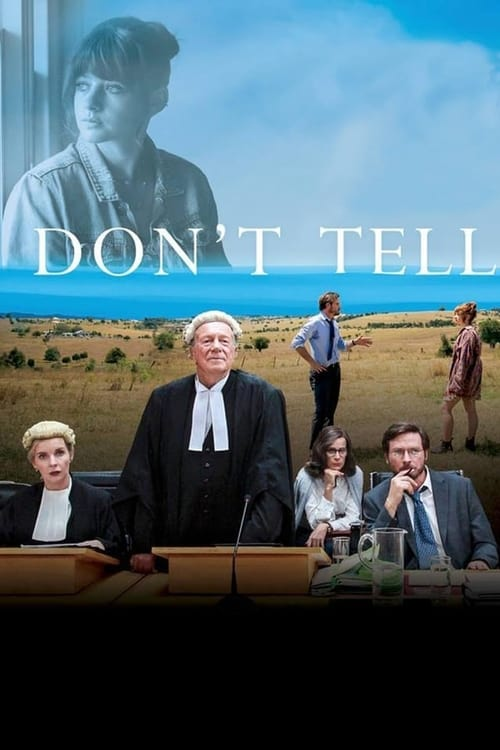 Don't Tell (2017) Poster