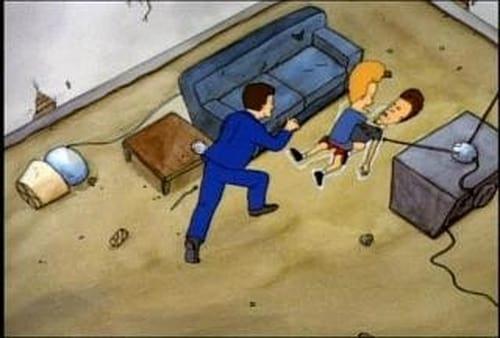 Beavis and Butt-head: Season 5 – Episod Murder Site