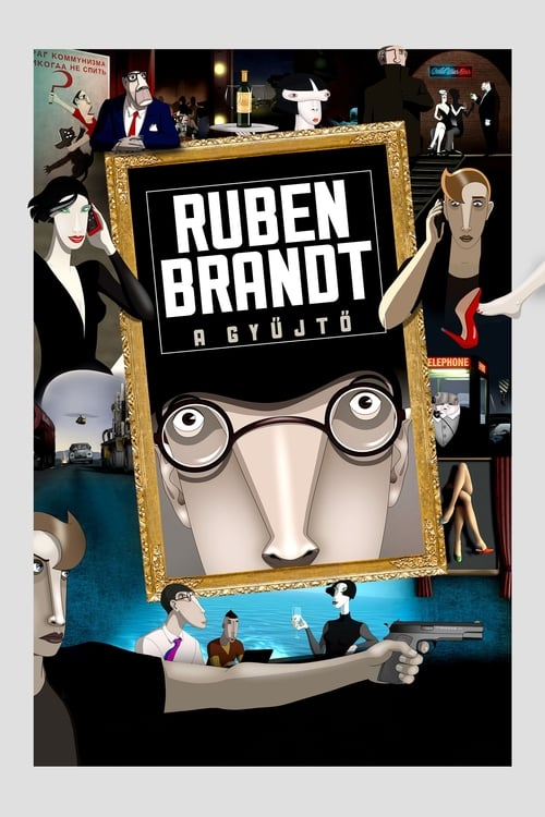 Assistir Ruben Brandt, Collector - HD 720p Legendado Online Grátis HD