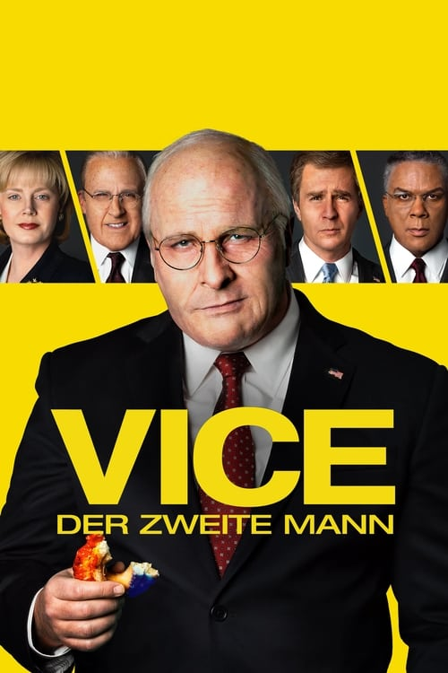 Poster von Vice - Der zweite Mann