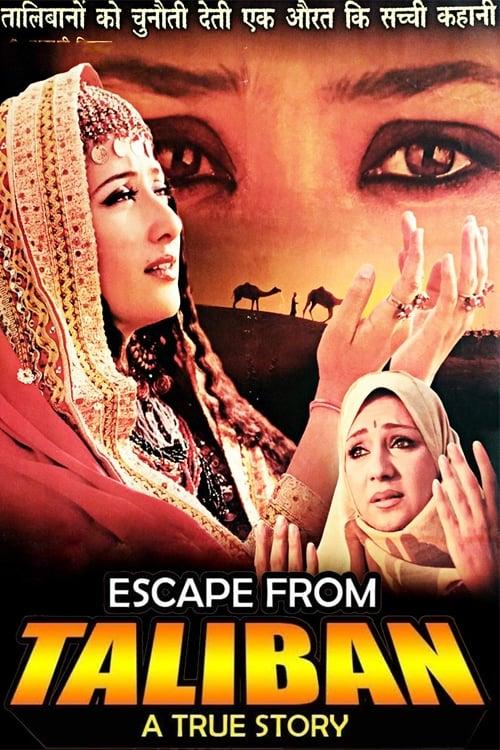 Escape From Taliban Affiche de film