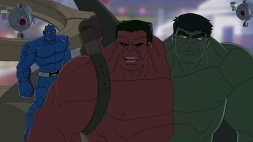 Marvel's Hulk and the Agents of S.M.A.S.H: Season 1 – Episod Mission Impossible Man