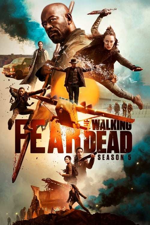 Subtitles Fear the Walking Dead Season 5 in English Free Download