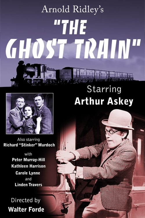 Watch The Ghost Train (1941) Full Movie