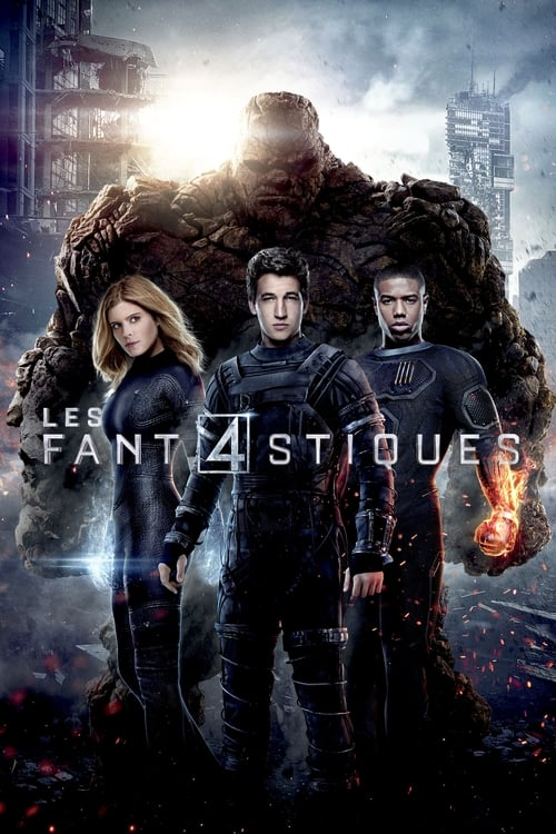 ★ Les 4 Fantastiques (2015) streaming film vf