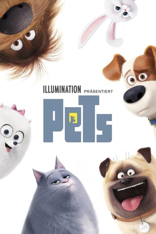 Pets - Abenteuer / 2016 / ab 0 Jahre