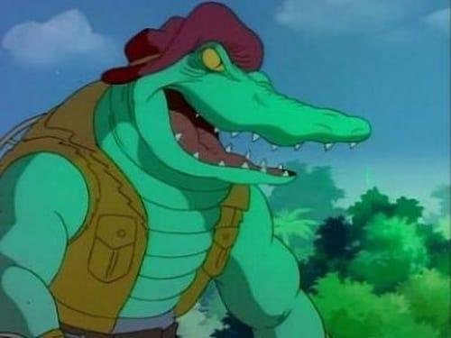 Teenage Mutant Ninja Turtles: Season 3 – Episode Leatherhead: Terror of the Swamp