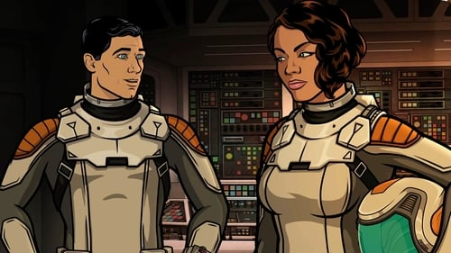 archer - Season 10: 1999 - Episode 4: Dining with the Zarglorp