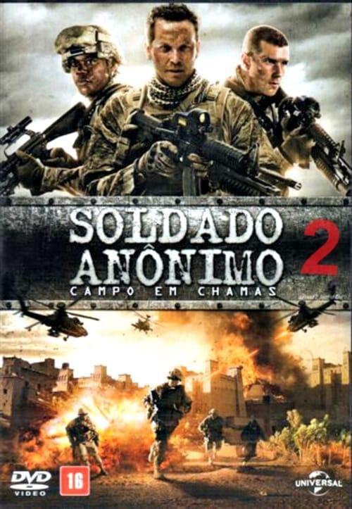 Filme Soldado Anônimo: Campo em Chamas Dublado Em Português
