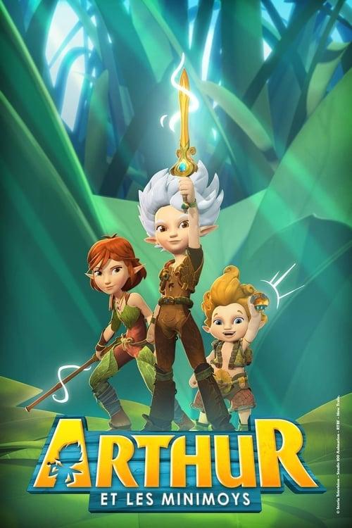 Arthur And The Minimoys Tv Series 2018 The Movie Database Tmdb