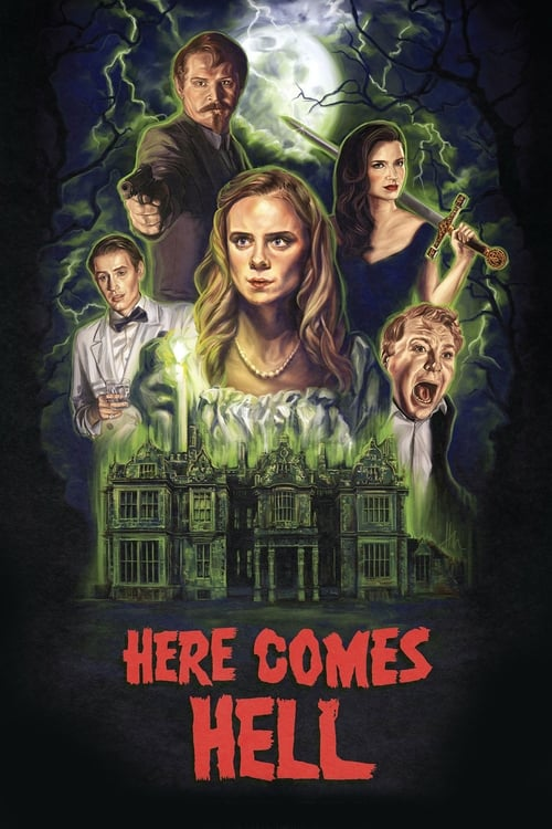 Here Comes Hell poster