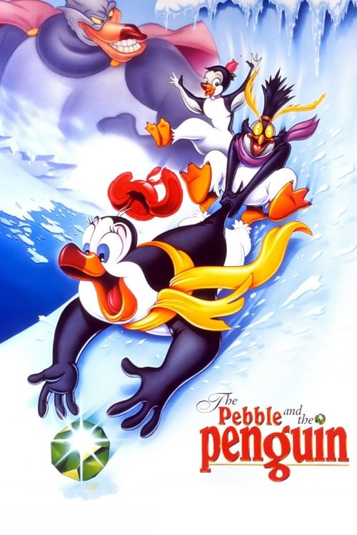 Sledujte Film The Pebble and the Penguin Online