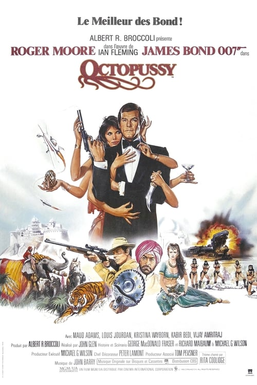 [FR] Octopussy (1983) streaming vf