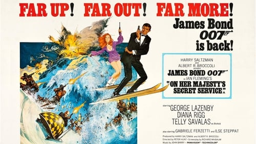 On Her Majesty's Secret Service (1969)