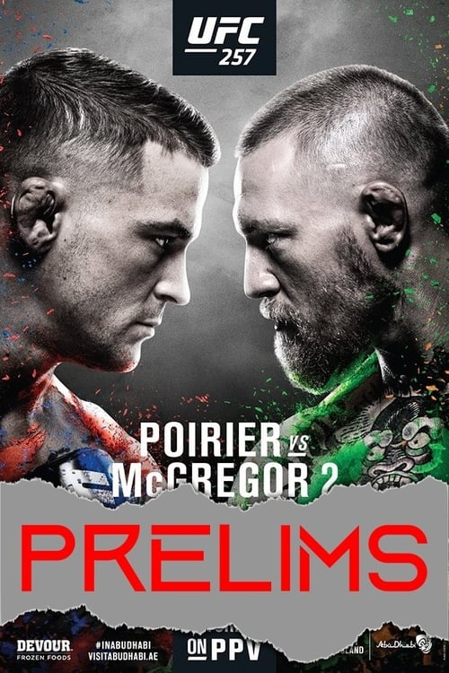 UFC 257: Poirier vs. McGregor 2 - Prelims