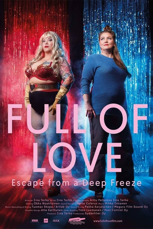 Full of Love - Escape from a Deep Freeze The link