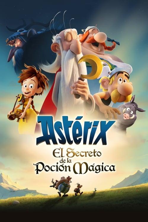 Astérix - Le Secret de la Potion Magique pelicula completa