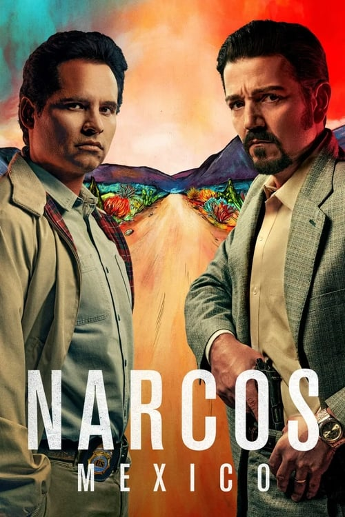 Banner of Narcos: Mexico