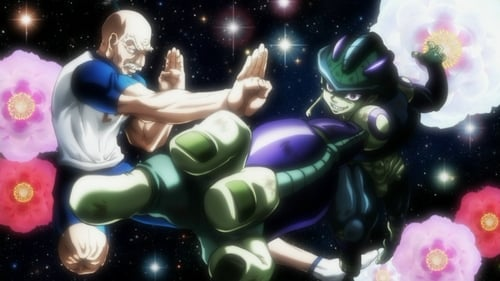 Hunter x Hunter: Season 2 – Episode Zero x And x Rose