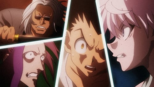 Hunter x Hunter: Season 2 – Episode Monster x And x Monster