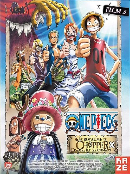Visualiser One Piece, film 3 : Le Royaume de Chopper (2002) streaming vf