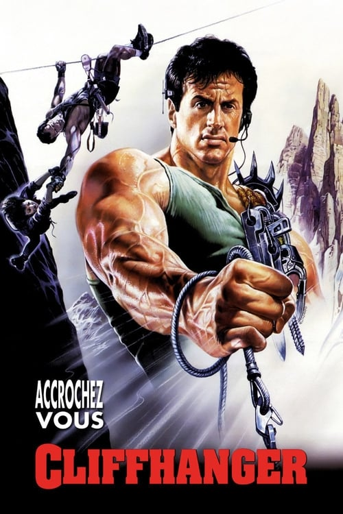 [720p] Cliffhanger : Traque au sommet (1993) streaming