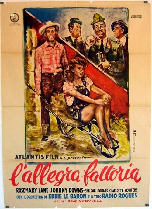 Harvest Melody (1943)