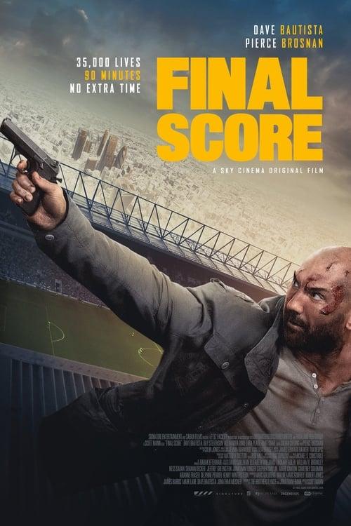 Final Score Box Office