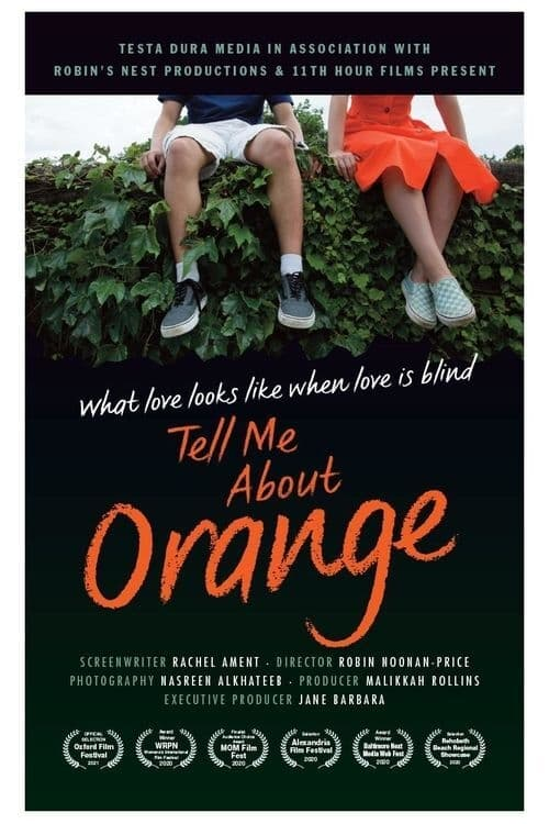 Tell Me About Orange