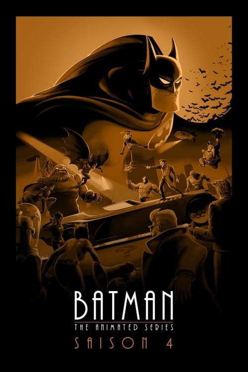 Batman - La série animée: Saison 4