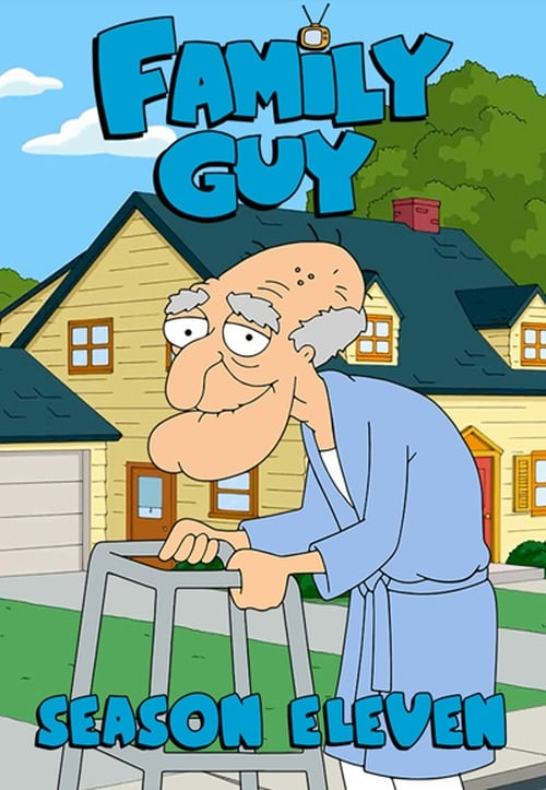 Family Guy: Season 11