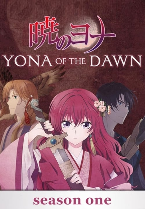 Subtitles Yona of the Dawn Season 1 in English Free Download