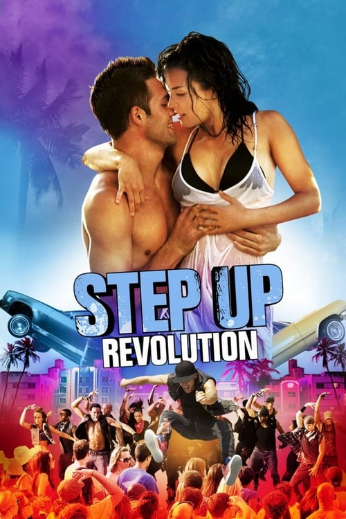Step Up Revolution - Poster