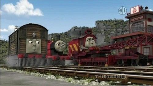 Thomas Friends 2011 Full Tv Series: Season 15 – Episode James to The Rescue