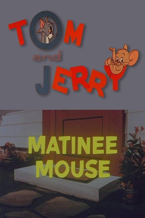 Película Matinee Mouse Con Subtítulos