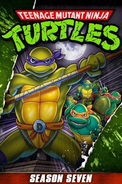 Teenage Mutant Ninja Turtles - Season 7