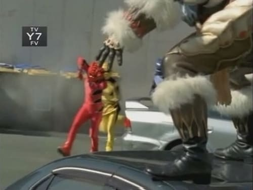 Power Rangers 2008 Blueray: Jungle Fury – Episode Friends Don't Fade Away