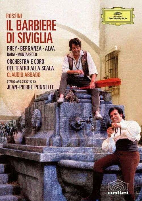 Largescale poster for Il Barbiere di Siviglia