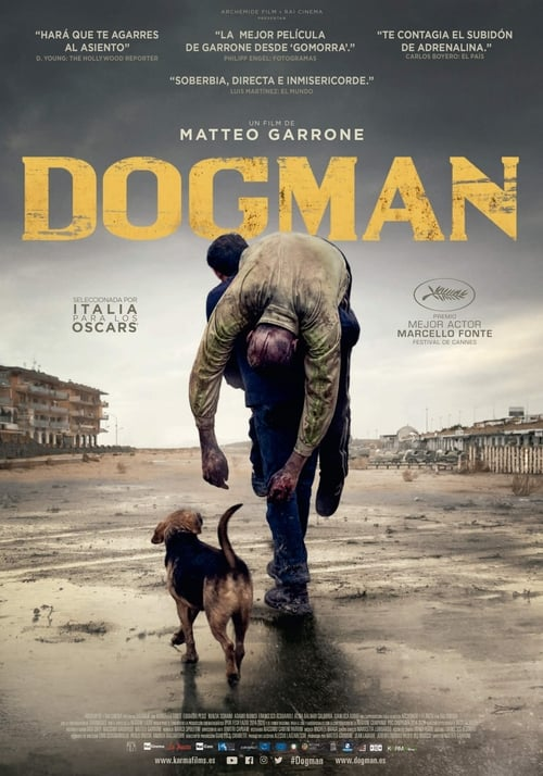 Dogman [Castellano] [Vose] [dvdrip] [rhdtv] [hd1080] [hd720]