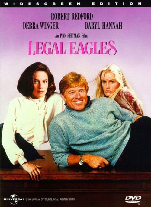 Watch Legal Eagles (1986) Best Quality Movie