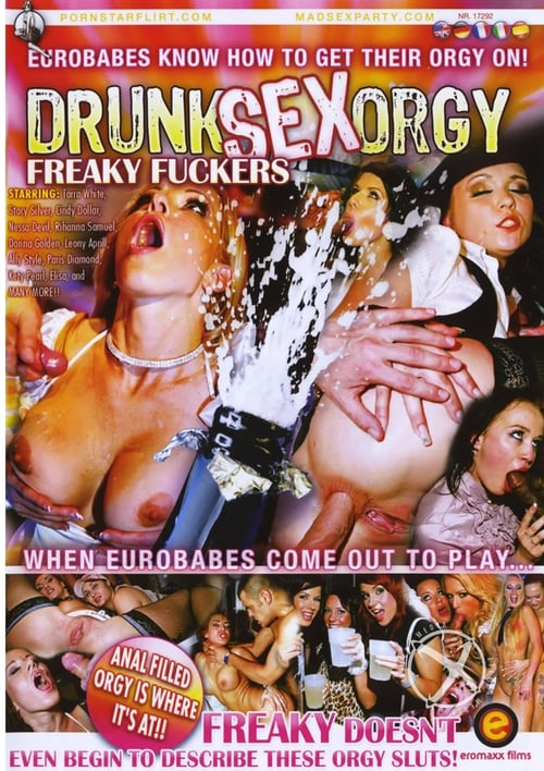 Drunk Sex Orgy: Freaky Fuckers Online