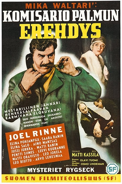 Inspector Palmu's Error (1960)